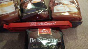 Melitta BellaCrema Selection des Jahres 2017