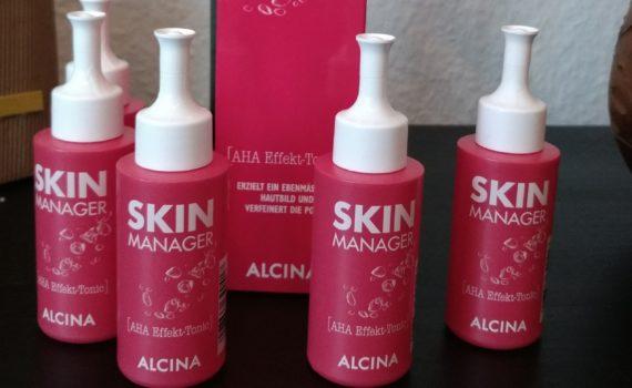 Alcina Skin Manager